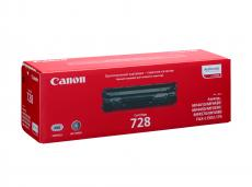 Картридж Canon 728 для i-SENSYS MF4410/MF4430/MF4450 /MF4550D/MF4570DN/MF 4580DN. Чёрный. 2100 страниц.
