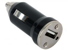 Автомобильный адаптер DEFENDER ECA-01 — 1-порт USB, 5V/1А,