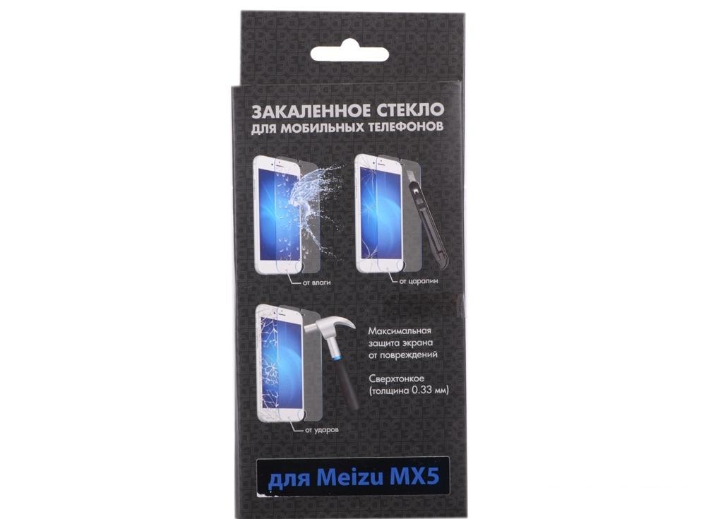 Закаленное стекло для Meizu MX5 DF mzSteel-02