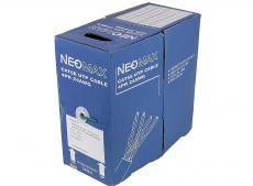 кабель neomax nm10111 utp 200mhz  lszh,4 пары,кат. 5е, 305