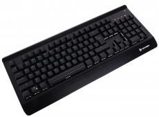 Клавиатура QCYBER ZADIAK RGB Black проводная, механическая, 104 клавиши, Anti-ghosting