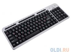 Клавиатура Sven standart 309M USB  Silver