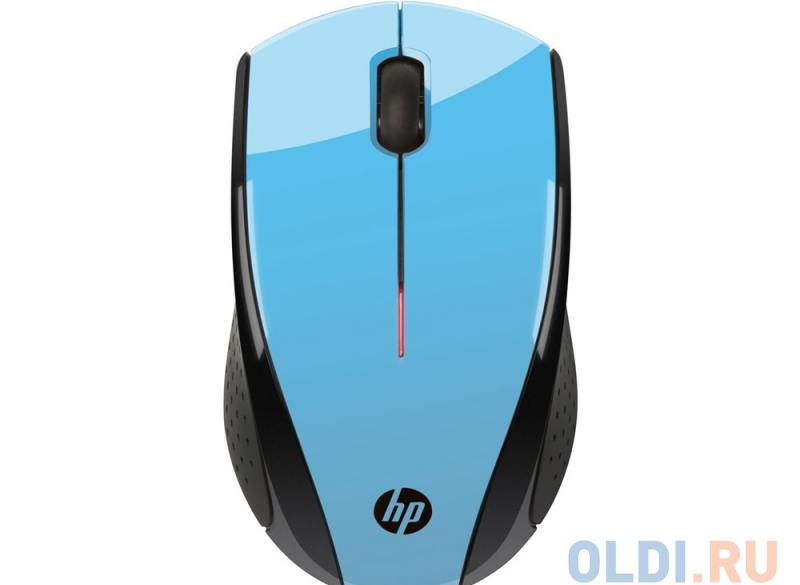 Мышь HP Wireless Mouse X3000 Cobalt Blue (N4G63AA#ABB)