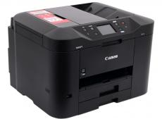 мфу canon maxify mb2740 (струйный, принтер, сканер, копир, факс, dadf, wi-fi)