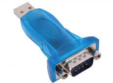 ORIENT UAS-012, адаптер USB Am to RS232 DB9M