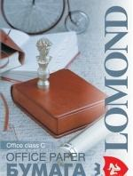 бумага 210х297 мм (а4) lomond office (0101005)