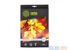 Бумага Cactus CS-SGA628020 10x15 280г/кв.м полуглянцевая 20л