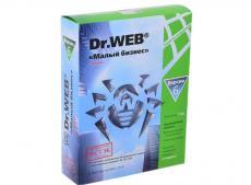 Антивирус  Dr.web  ES (Комплексная защита) на 5 ПК+1 Файл Сервер+5 Почтовых ящиков  BBZC12M5A3