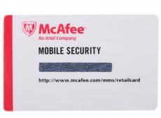 Программное обеспечение McAfee Mobile Security (WSS149EC1RAO)