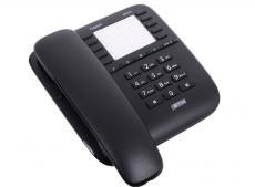 Телефон Gigaset DA510  Black (проводной)