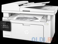 МФУ HP LaserJet Pro M132fw RU G3Q65A монохромное/лазерное A4, 22 стр/мин, 150 листов + 35 листов, Fax, USB, Ethernet, WiFi, 256MB