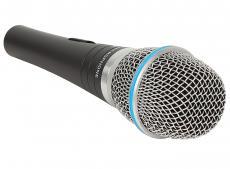 Микрофон BBK CM132 темно-серый