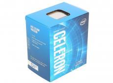 Процессор Intel Celeron G3930 BOX (TPD 51W, 2/2, Kaby Lake, 2.90 GHz, 2Mb, LGA1151)