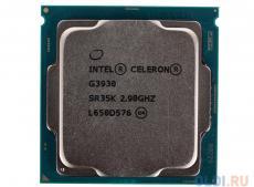Процессор Intel Celeron G3930 OEM (TPD 51W, 2/2, Kaby Lake, 2.90 GHz, 2Mb, LGA1151)