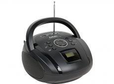 Аудиомагнитола BBK BS08BT черный