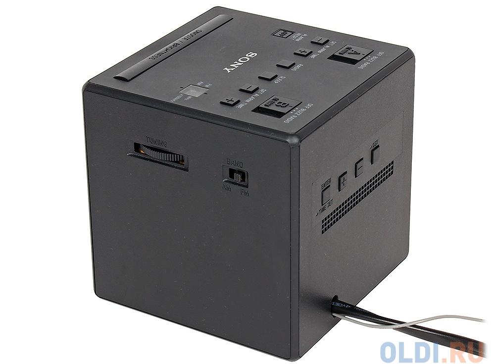 Радиоприемник SONY ICF-C1T Черный