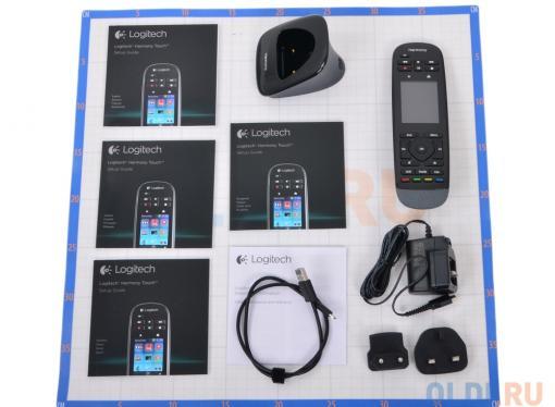 Пульт ДУ Logitech Harmony Touch (915-000200)