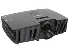 мультимедийный проектор infocus in220 (3d ready), dlp, 3500 ansi lm, svga, 17000:1,1xvga,s-video,composite,rs232c,usb (mini-b), 2.35 кг