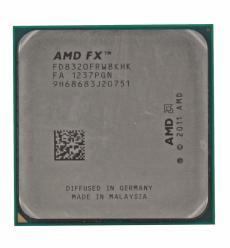 Процессор AMD FX-8320 OEM SocketAM3+ (FD8320FRW8KHK)