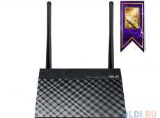 Маршрутизатор ASUS RT-N11P 1xWAN, 4xLAN, 802.11bgn, 300 Мбит/с, 2x ext Antenna