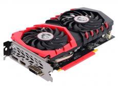 Видеокарта MSI GeForce GTX 1050 Ti GAMING X 4G 4Gb 1290MHz NVIDIA GTX1050 Ti/GDDR5/7108MHz/128 bit/PCI-E/ DVI DP HDMI