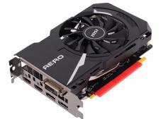 Видеокарта MSI GeForce GTX 1060 AERO ITX 3G OC 3Gb 1544Mhz NVIDIA GTX1060/GDDR5/8008MHz/192 bit/PCI-E/DVI DP HDMI