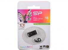 USB флешка Silicon Power Touch T01 Black 16GB (SP016GBUF2T01V1K)