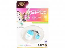 Внешний накопитель 16GB Silicon Power J07 (USB 3.0) (SP016GBUF3J07V1B)