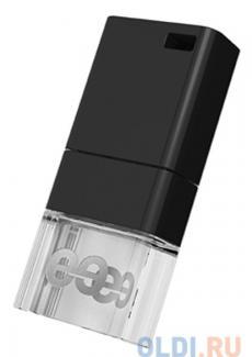 USB флешка 32GB (USB 2.0) Leef Ice Black (LFICE-032BLR)