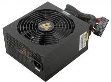 Блок питания  Chieftec 550W Retail GDP-550C [А-90] МОДУЛЬНЫЙ, ATX v.2.3/EPS, КПД )90%,  A.PFC, 2x PCI-E (6+2-Pin), 6x SATA, 3x MOLEX, Fan 14cm