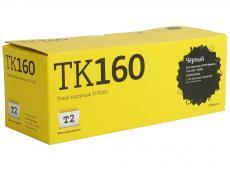 тонер-картридж t2 tc-k160 (tk-160) с чипом