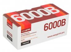 Картридж EasyPrint LX-6000B для Xerox Phaser 6000/6010N/WorkCentre 6015. Чёрный. 2000 страниц. с чипом (106R01634)