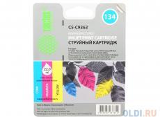 Картридж Cactus CS-C9363 №134 для HP DeskJet 460series/5740/5743/5793/5940/5943/6540/6543/6620/6623