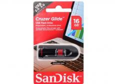 USB флешка SanDisk Cruzer Glide 16GB (SDCZ60-016G-B35)