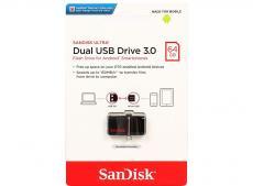 USB флешка SanDisk Ultra Dual 64GB (SDDD2-064G-GAM46)