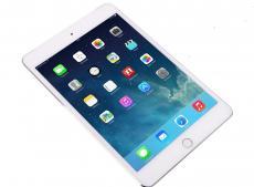 Планшет Apple iPad mini 4 MK772RU/A  128GB / Wi-Fi + Cellular / Silver