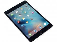 Планшет Apple iPad mini 4 MK762RU/A  128GB / Wi-Fi + Cellular / Space Gray