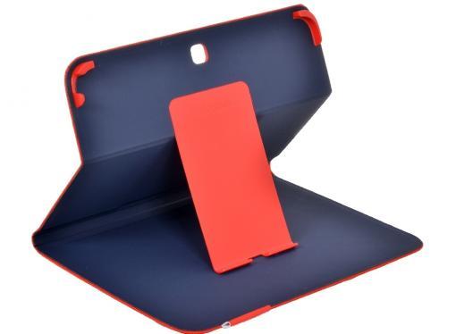 (939-000733) Чехол Logitech Folio for Samsung Galaxy Tab3 10'' Red Orange
