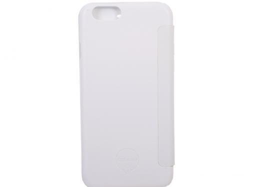 Защитный чехол-книжка Ozaki OC579WH O!coat Hel-ooo. для iPhone 6 Plus 5.5