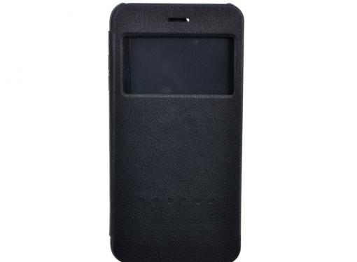 Защитный чехол-книжка Ozaki OC579BKO!coat Hel-ooo. для iPhone 6 Plus 5.5