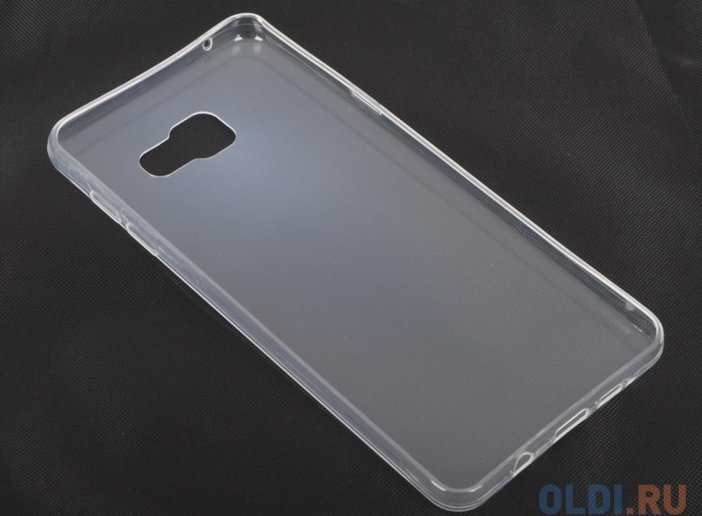 Силиконовый супертонкий чехол для Samsung Galaxy A7 (2016) DF sCase-13