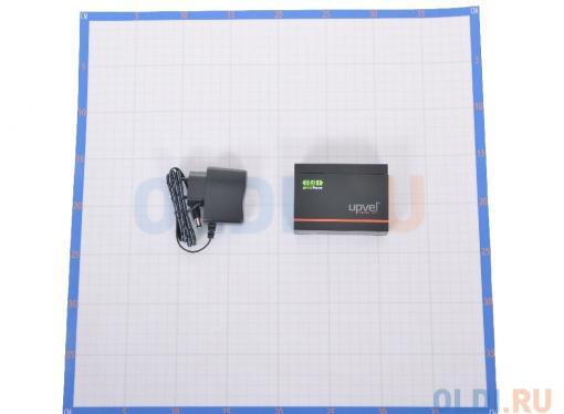 Коммутатор UPVEL US-5G 5-портовый гигабитный коммутатор