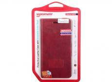 чехол для iphone 6 plus promate spino-i6p красный