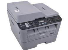 МФУ лазерное Brother MFC-L2700DNR принтер/ сканер/ копир/ факс, A4, 24стр/мин, дуплекс, ADF, 32Мб, USB, LAN