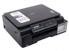 мфу струйное brother dcp-t500w inkbenefit plus принтер/сканер/копир, a4, 11/6 стр/мин, 64мб, usb, wifi