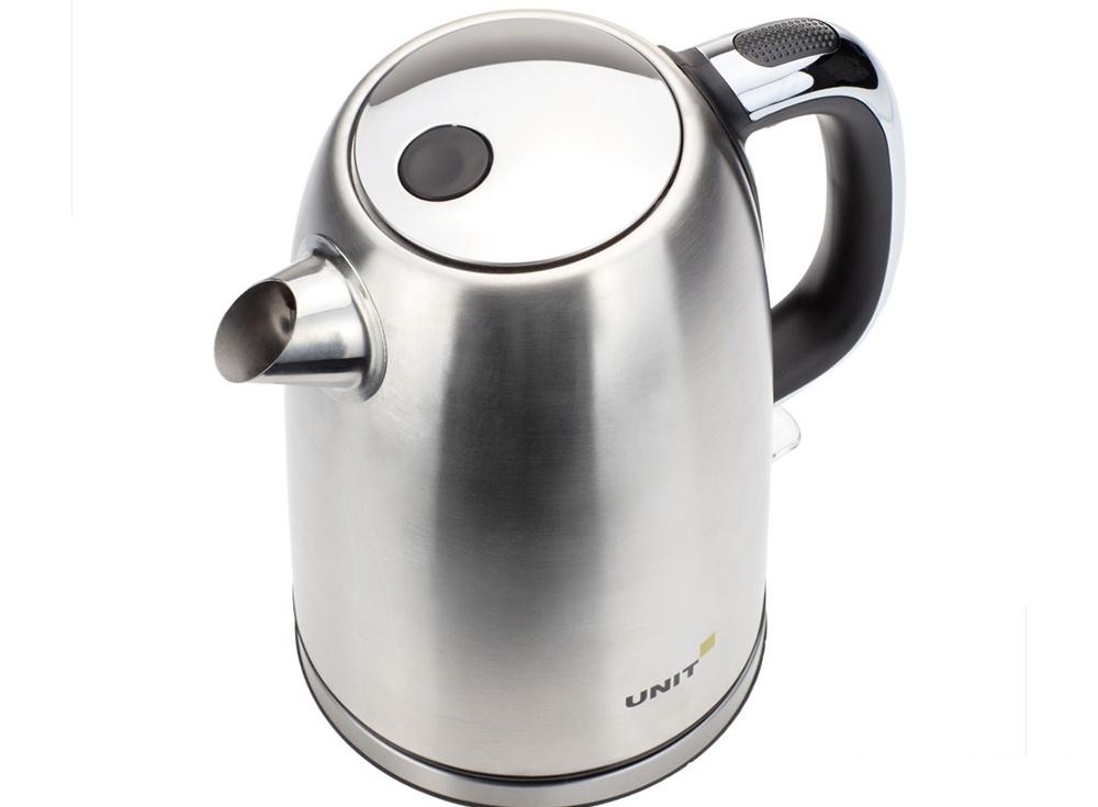 Чайник электрический UNIT UEK-264 Стальной Глянцевый