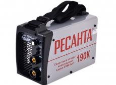 Сварочный аппарат РЕСАНТА САИ-190К(компакт) инверторный