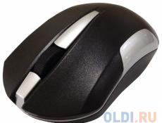 Мышь CBR CM-422 Black , оптика, радио 2,4 Ггц, 1600 dpi, USB
