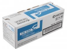 Тонер Kyocera TK-590C для FS-C2026MFP/C2126MFP/C2526MFP/C2626MFP/C5250DN. Синий 7000 страниц.