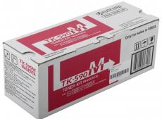 Тонер Kyocera TK-590M для FS-C2026MFP/C2126MFP/C2526MFP/C2626MFP/C5250DN.Пурпурный. 5000 страниц.